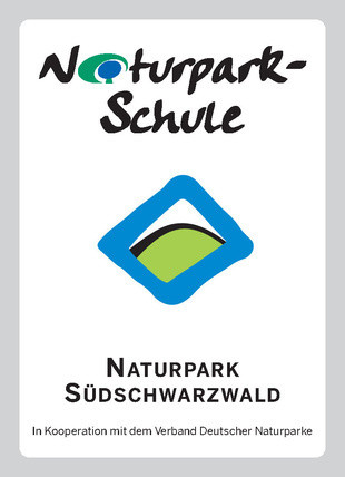 Logo Naturparkschule